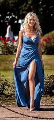 Случайный кадр красивая девушка хороша свадьба лето Санкт-Петербург