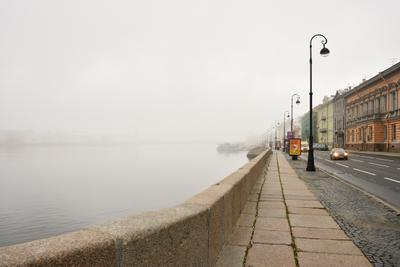 Туманное утро санкт петербург нева туман туманное утро александр алексеев