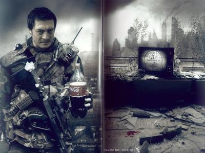 FO-3 NUKA-COLA Fallout,Bethesda,nuka,cola,game,apocalypse,war,3