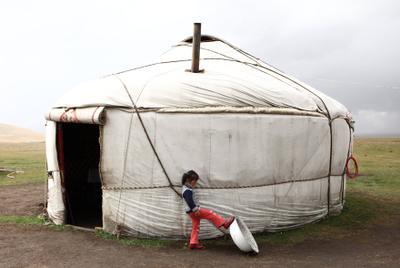 Kyrgyzstan, 2010