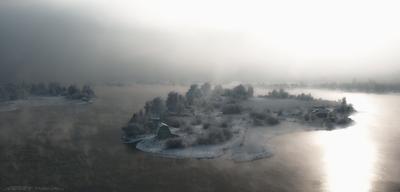Океан Контрастов Ангара