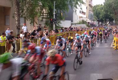 Giro d'Italia -впервые в Израиле (Тель-Авив) Giro d'Italia Тель-Авив проспект Ротшильда