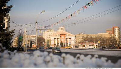 Кинотеатр Маяковский Омск, 2008