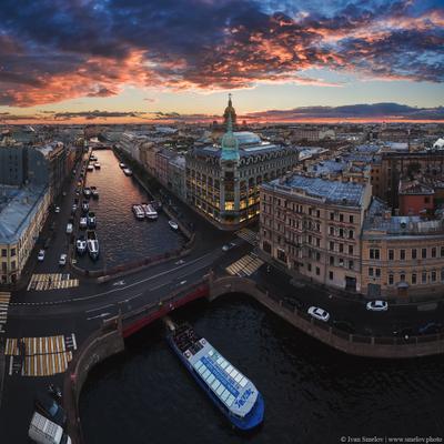 Пролетая над Мойкой Спб Питер Петербург Ленинград Мойка Санктпетербург Pietari SPb Petersburg