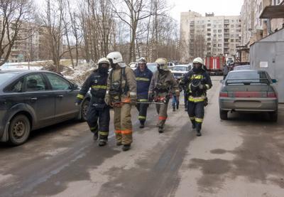 Я б в пожарные пошёл - пусть меня научат пожарные