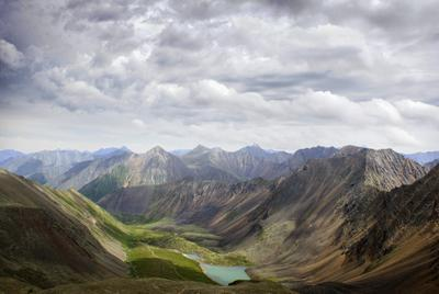Две реальности одного Мира горы, Саяны, Шумак