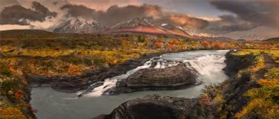 Осень в Патагонии Патагония осень