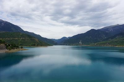 Озеро Евину Греция