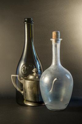 Жизнь бутылок 3*** Бутылка Чайник