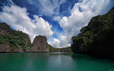 Big Lagoon Philippines ElNido BigLagoon