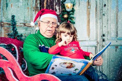 Под Новый год дети детское фото фотограф спб глаза детский мир новый год дедушка мороз