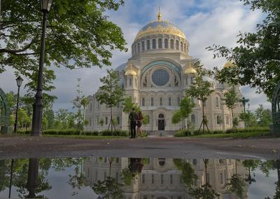 *** Кронштадт морской собор