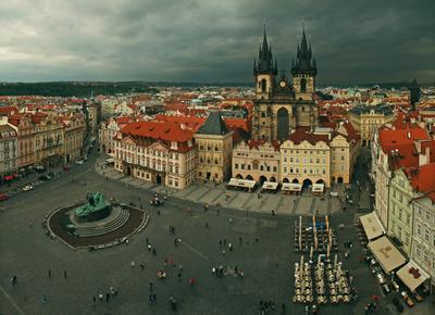 О, Прага!