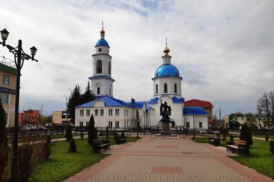 Малоярославец - город воинской славы