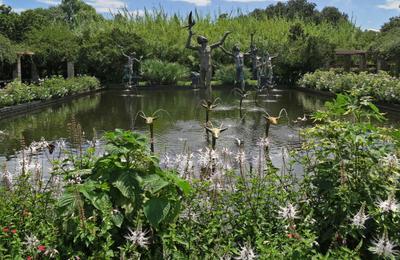 Fountain of the Muses Fountain-of-the-Muses-Bronze-sculptures-by-Carl-Milles