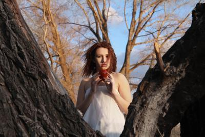 Искушение модель девушка фотосессия молодость красота натура