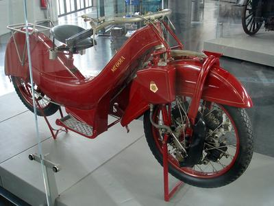 Мотоцикл Megola (1921-1925) Мотоцикл Megola
