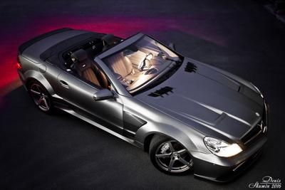 Mercedes SL Mercedes