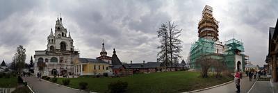 *** Саввино-Сторожевский монастырь