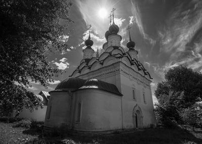222 Кострома Церковь