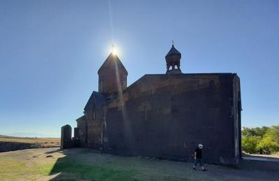 Армения - Сагмосаванк (Монастырь Псалмов) Армения монастырь Сагмосаванк Монастырь Псалмов