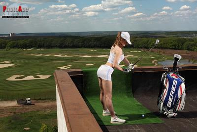 Дальний бросок crazy golf