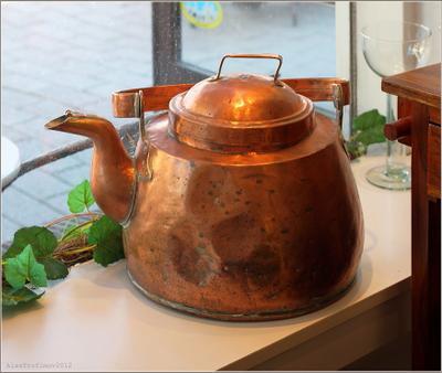 Чайничек  Финляндия Иматра Finland Imatra кафе чайник