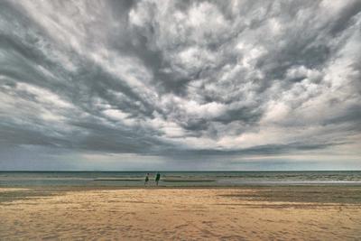 Танец у моря....Осенняя Балтика.