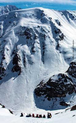 Посиделки с видом на... Кавказ Приэльбрусье туризм
