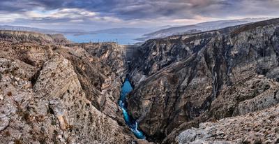 *** Дагестан Чиркейская ГЭС