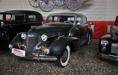 Cadillac Series 60 Special 1940 Cadillac Series Special