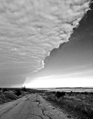 Фронт. Крым горы небо
