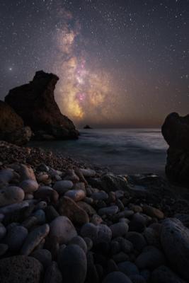 Ворота Галактики ночь звезды астро млечныйпуть milkyway крым юбк черноеморе фиолент осень