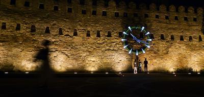 Время уходит Баку