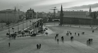 Москва. Мой взгляд на столицу 1.