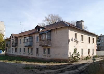 Жилой дом город улица старый дом