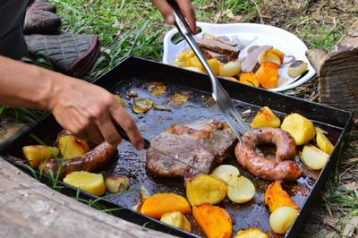 *** буэнос-айрес аргентина еда