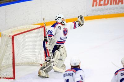 Поймал Тамбов хоккей победа