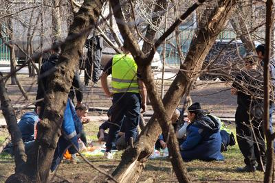 Пикник в карантин (28-03-2020)