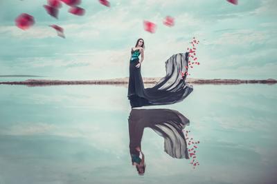Розы над морем Фэшен