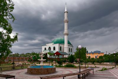 Мечеть Байбуга Джамиси