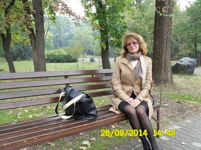 ***Портрет в парке портрет парк