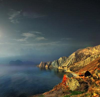Киммерия Крым море горы Киммерия