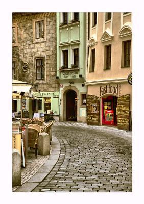 Один день в Праге - часть 1 Чехия, Прага