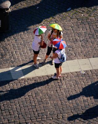 umbrellawearers