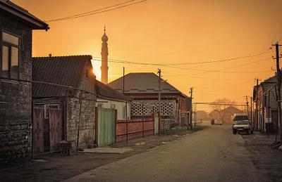 Кироваул путешествия приключения аул Дагестан