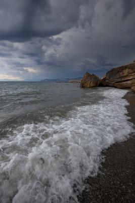 Шторм идёт Шторм Море Крым