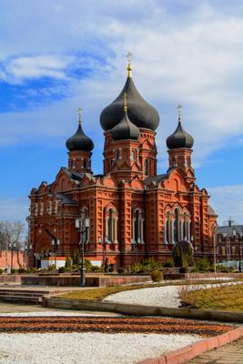Тула. Успенский кафедральный собор