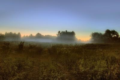 в краю березовых туманов