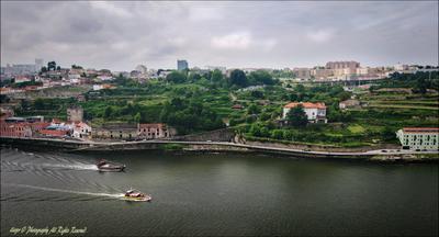НА РЕКЕ ДОРУ португалия порто дору